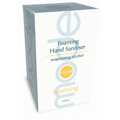 Mode Alcohol Foaming Hand Sanitiser 1000ml